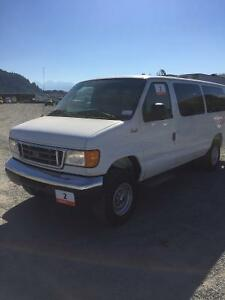 2006 Ford E-Series Van Xlt 4x4