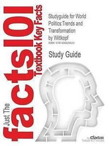 World Politics, , Good, Paperback