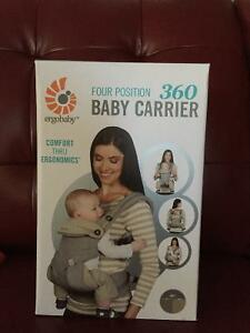 Ergobaby four position 360 Baby Carrier new