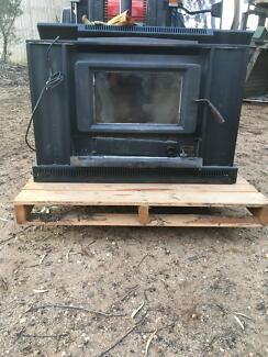 Combustion Heater Inbuild