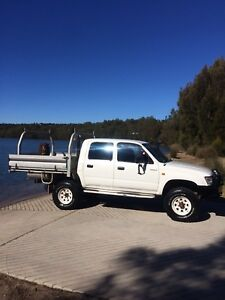 Toyota Hilux Dual Cab 4x4 2001 Elanora Heights Pittwater Area Preview