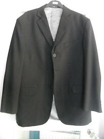 Gents Black Jacket