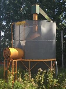 Moridge Grain Dryer