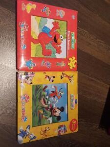 2 - My First Puzzle Books For sale Peterborough Peterborough Area image 1