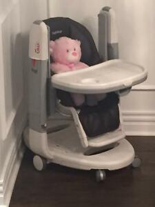 Peg Perego Tatamia High Chair - Cacao