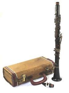 Used Yamaha Wood Clarinet