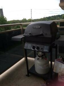 Bbq and propane tank for sale.