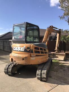 5.5ton excavator for sale
