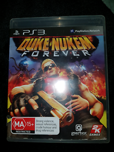 Duke nukem forever ps3 game Paralowie Salisbury Area Preview