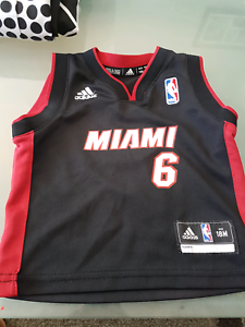 Toddler Miami Heat Jersey Coombabah Gold Coast North Preview