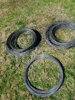 Make an OFFER  New & used plain Wire