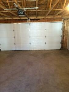 2 Car Garage For Rent!