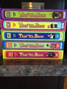 First 5 Seasons of THAT 70's SHOW