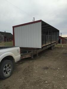 Calf Shelter