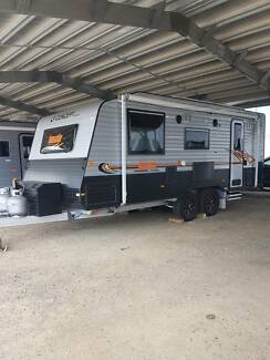 """2016 Concept Innovation - 21'6"""" As new Semi Off Road - $66000 Cairns Cairns City Preview"""
