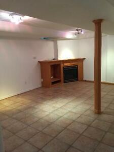 Basement apartment for rent Woodbridge HWY 7 & Weston Rd.