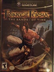 Prince of Persia pour game cube