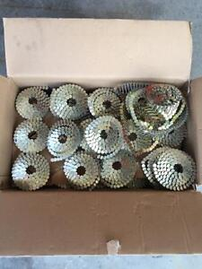 Coil Roofing Nails.