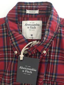 men's shirt - Abercrombie & Finch M