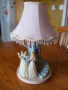 Princess Castle 2 in one lamp,
