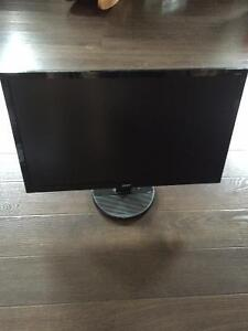 """24"""" LCD Acer Monitor"""