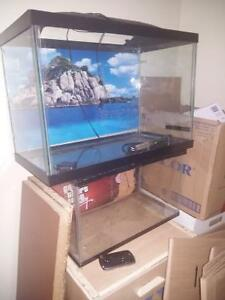I have 2 fishtanks one large one smaller 65 for both