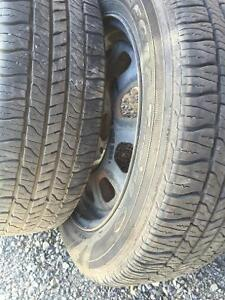 Good year allegro touring tires 17 inch