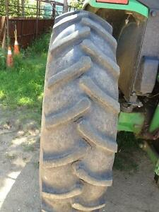 13.6 - 28 and 18.4 - 38 tractor tires Strathcona County Edmonton Area image 10