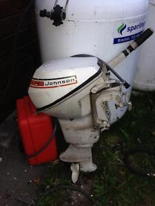 9.5hp lowboy outboard