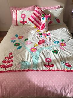 Double bed quilt cover Lalor Whittlesea Area Preview
