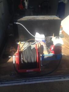 Drive way sealer system for SALE