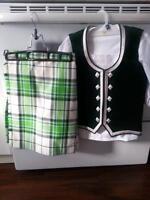 Tartantown highland dance kilt outfit
