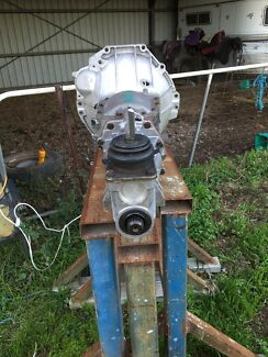 Ford xr6 turbo t5 gearbox