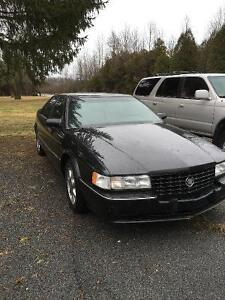 1997 Cadillac STS 32v Berline