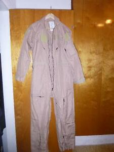 Flight suit nomex