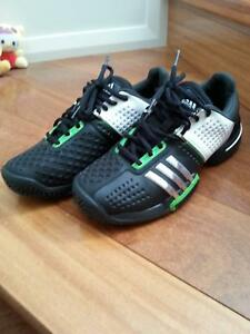As NEW Adidas Adipower barricade Shoes Limited Addition Size Mens Eastwood Ryde Area Preview