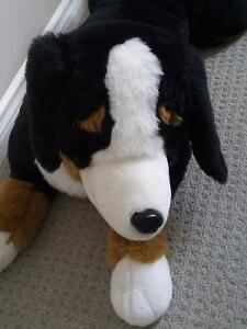 Brand new with tags large plush dog stuffed toy London Ontario image 4