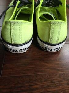 Converse All Star Neon low cut London Ontario image 2