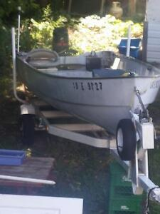 Boat and trailer Cornwall Ontario image 1