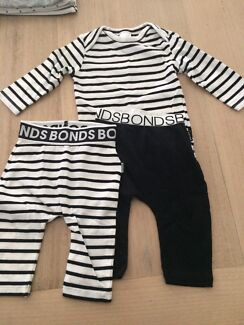 Bonds Bundle size 000