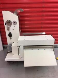 Doyon double pass sheeter , like new ! Mint only $2500 ! Save $$thousands