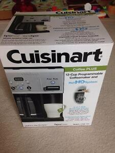 Brand New Cuisinart Programmable Hot Water System Coffee Maker