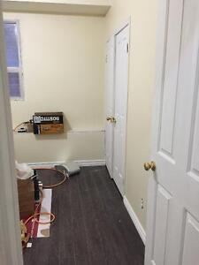 Newly Renovated 2 bedroom apartment in DT core