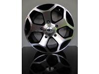 Transit alloys 18 st sport van tourneo limited wheels mk7 / custom