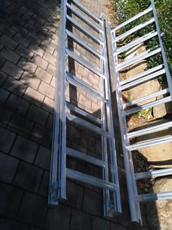 Aluminium Trestles Heavy Duty 4.8m