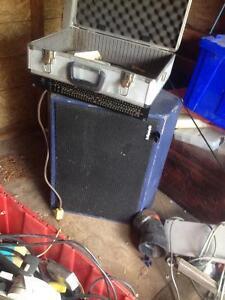 3 klipsch ksm-2 floor monitors
