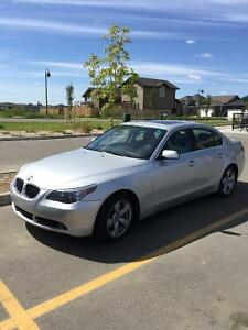 2007 BMW 5-Series 530xi Sedan