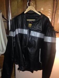 $300,58,XXL? Heavy leather