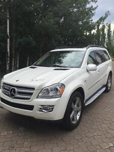 2009 GL bluetech mercedes Benz