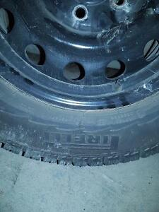 195/65r15 5x112 tires with rim